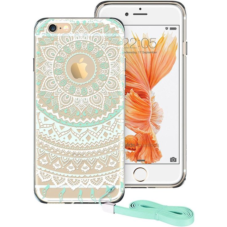 iPhone 6 / 6S Hülle , ESR® Weiche TPU Rahmen: Amazon.de: Elektronik