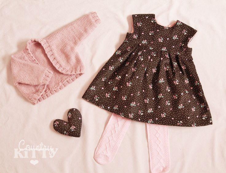 Countrykitty: Fabricación de ropa de bebé (parte 1)