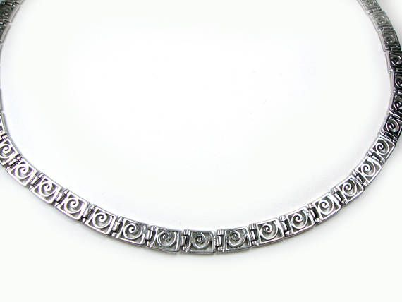Hey, I found this really awesome Etsy listing at https://www.etsy.com/listing/582344862/silver-greek-necklace-sterling-silver