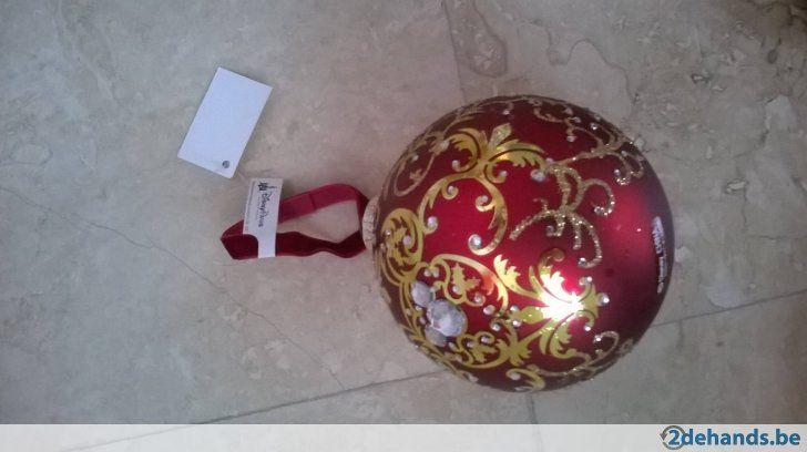 Kerst ornamenten victorian style *exclusief Disneyparks*