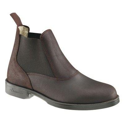 CLASSIC lovaglócipő, 30-45, barna