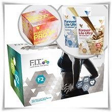 F.I.T. 2 Ultra Vanilla - Pro X2 Chocolate | Forever Living Products #Weightloss #ForeverLivingProducts