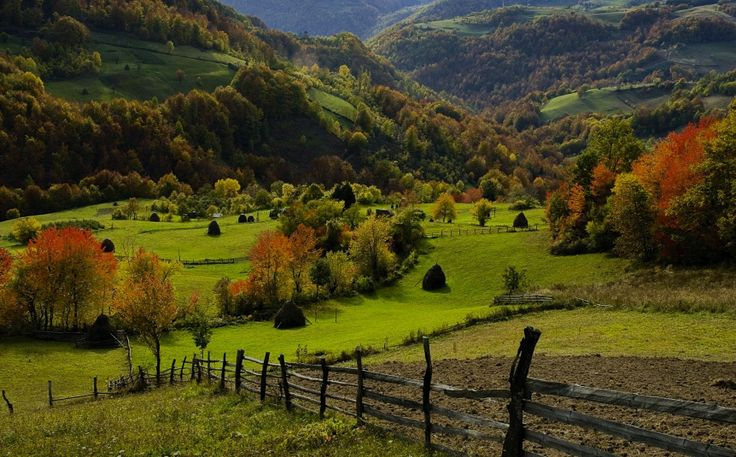 Transylvania - country side