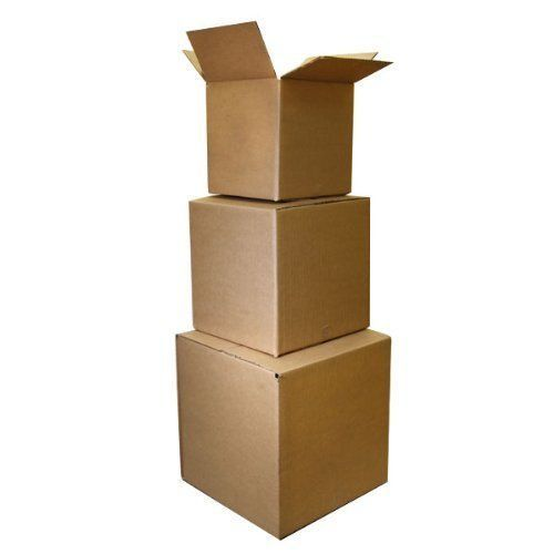 SHIPPING BOXES 25 Pack 6x6x6 Mailing Moving Box Cardboard Storage Packing Move #Boxery