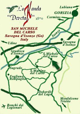 Lokanda Devetak, San Michele del Carso