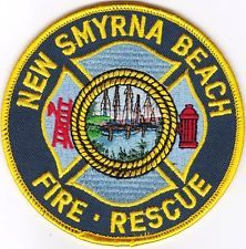 New Smyrna Beach Fire Rescue Florida patch