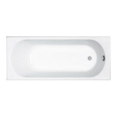 Wanna prostokątna 170 x 70 cm Antislide Koło Opal Plus XWP1270101
