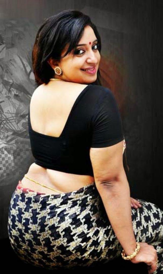 Hot Photos Of Mallu Actress Sona Nair  Indian Saree -3740