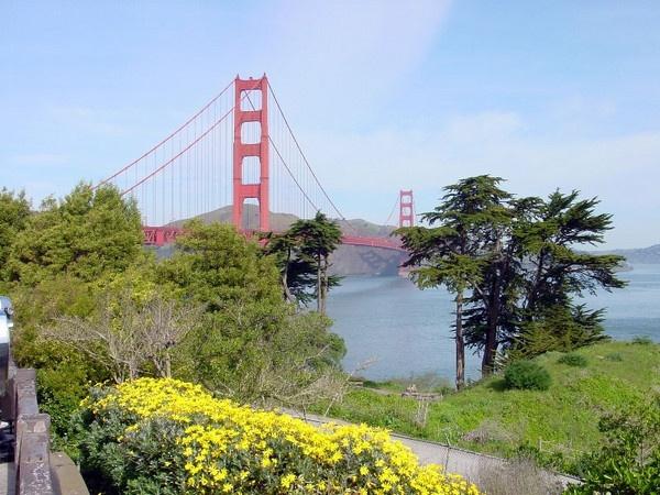 Golden Gate Park, California
