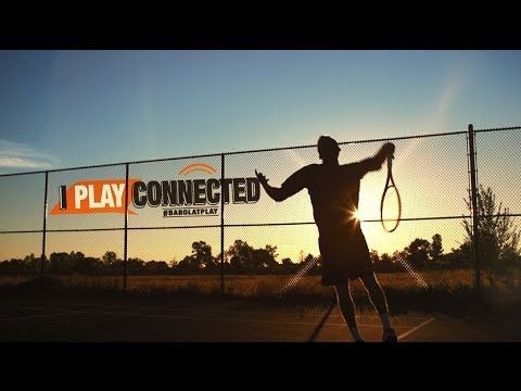 @Babolat Play: the connected tennis racket