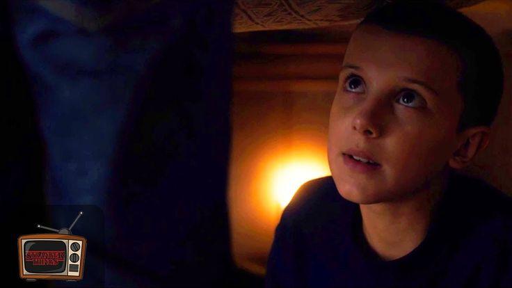 Stranger Things 1x02   Night El, Night Mike Mileven Scene   Clip
