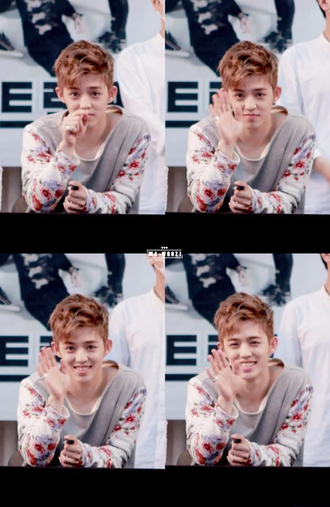 Seventeen's S.Coups reminds me of Kris but with bigger doe like eyes and softer features...(luhan+kris=sungcheol?) xD