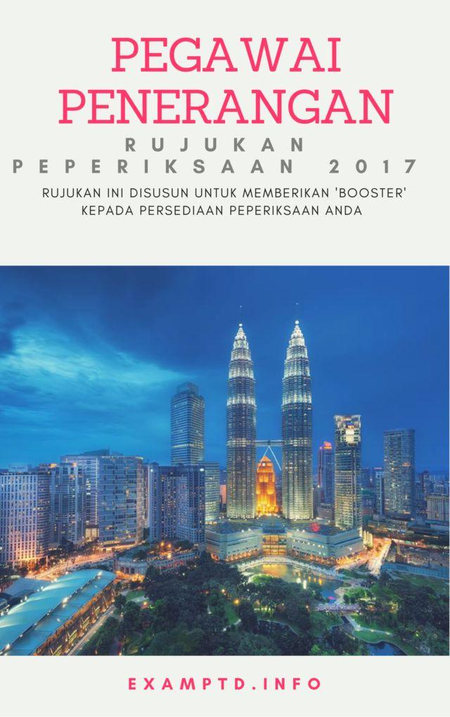 Contoh Soalan Pegawai Penerangan 2017 ~ Nota Peperiksaan Online S41