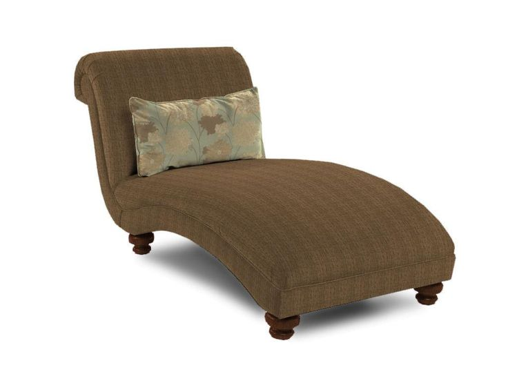 Klaussner Living Room Reststop Chaise Lounge 5000 CHASE   DT McCalls    Cookeville, Lafayette,