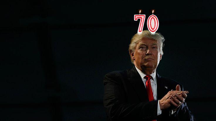 In Honor of Donald Trump's 70th Birthday, Here Are 70 Ways Jezebel Has Described Donald Trump