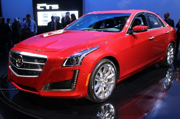 Luxury Cadillac Sedans 2015