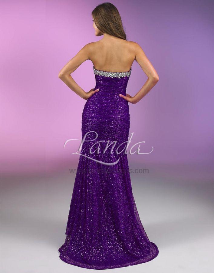 Mejores 16 imágenes de LANDA    PROM    GOWN en Pinterest   Vestido ...