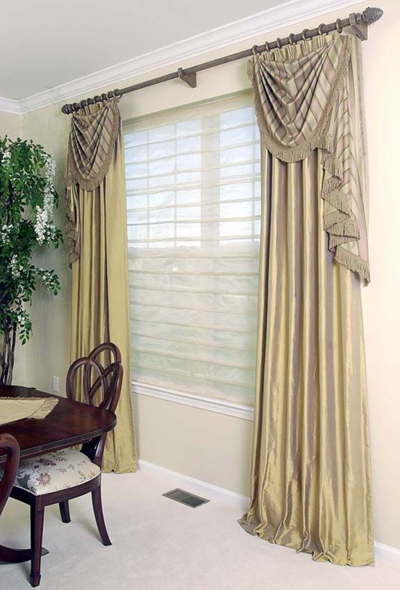 44 Best Images About Cortinas On Pinterest Window Treatments Custom Blinds And Victorian Curtains