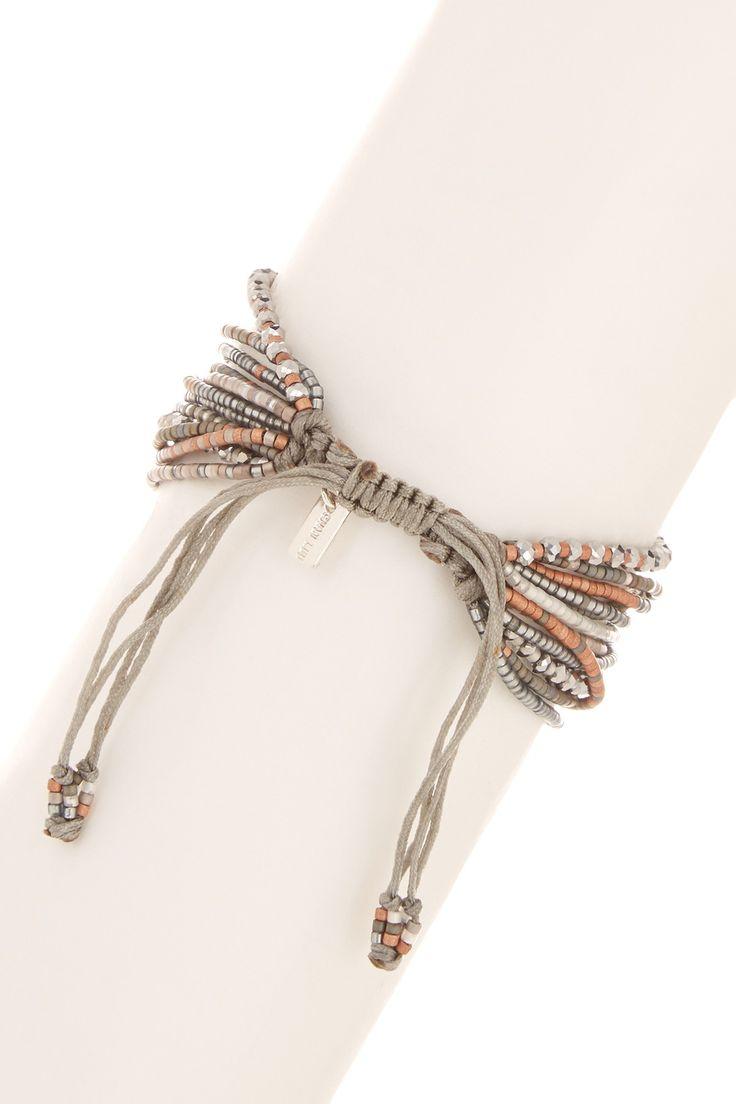 Multi Strand Seed Bead Bracelet by Chan Luu on @HauteLook 2:2 - $57 ($117)