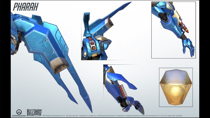 Image result for pharah overwatch reference