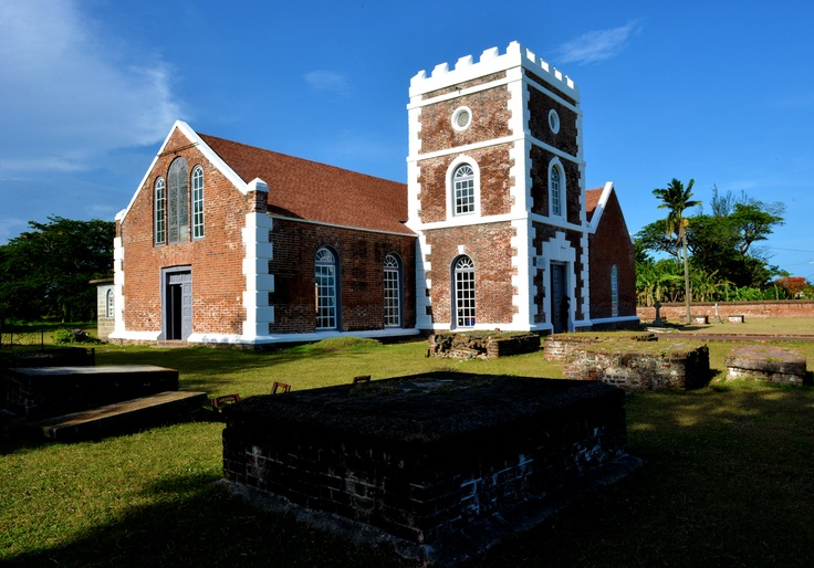 St Peters Anglican Church, Alley, Jamaica, one of the
