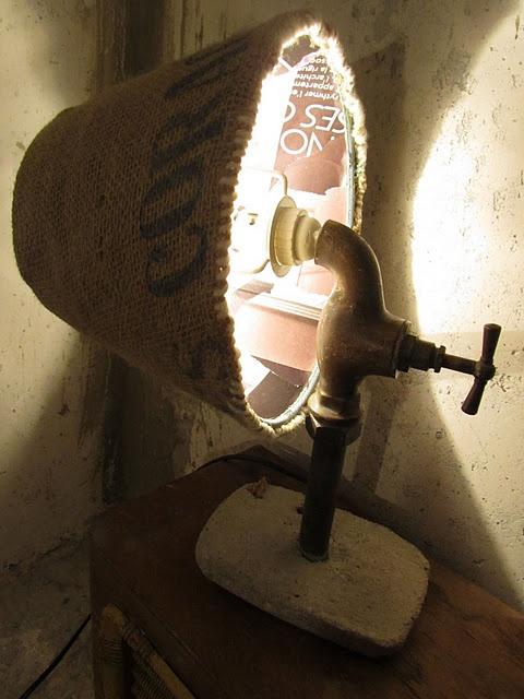 Etxekodeco: Las originales lámparas de Mechant Studio