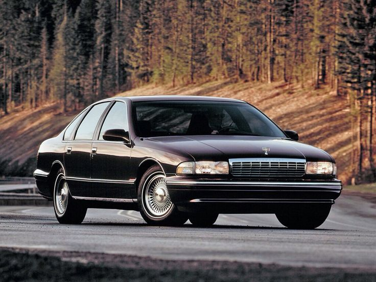 147 Best Images About Chevy Caprice Classic On Pinterest