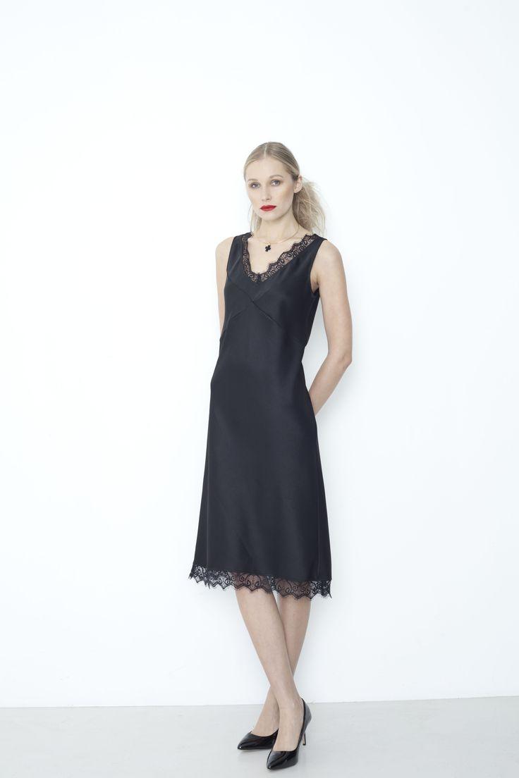 Noir Dress - black