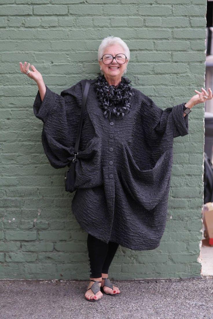 Стильные нью-йоркские старушки, доказывающие, что стареть красиво это реально