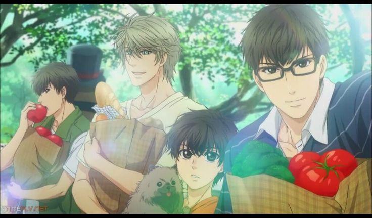 Lemon Super Ren Haru X Lovers