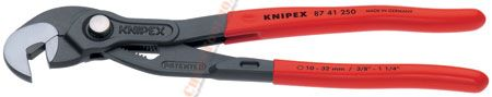 """Knipex 87 41 250 10"""" Raptor Wrench Plier - $27.99"""