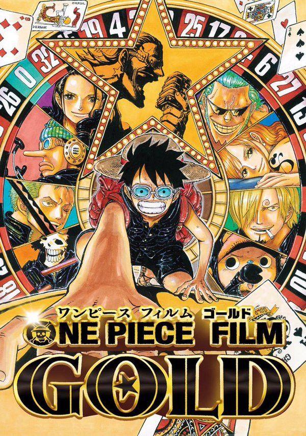 "Crunchyroll - ""One Piece Film Gold"" 2nd Teaser Reveals Antagonist Gild Tesoro"