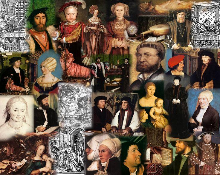 Ганс Гольбейн Младший -- презентация по мхк, посвящённая творчеству выдающегося немецкого художника эпохи Возрождения