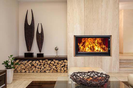 Woodfire Evo insert boiler stoves UK