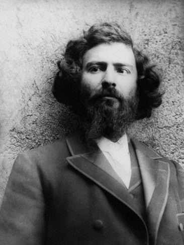 I - Giovanni Segantini (Arco, 15 gennaio 1858 – monte Schafberg, 28 settembre 1899)