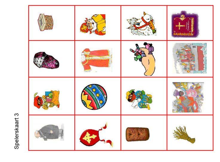 Bingo - spelerskaart3