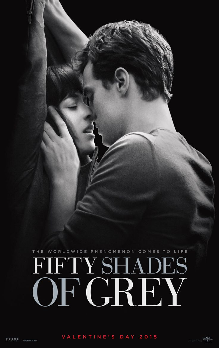 What is it about elevators? | Fifty Shades of Grey | In Theaters Valentine's Day 2015
