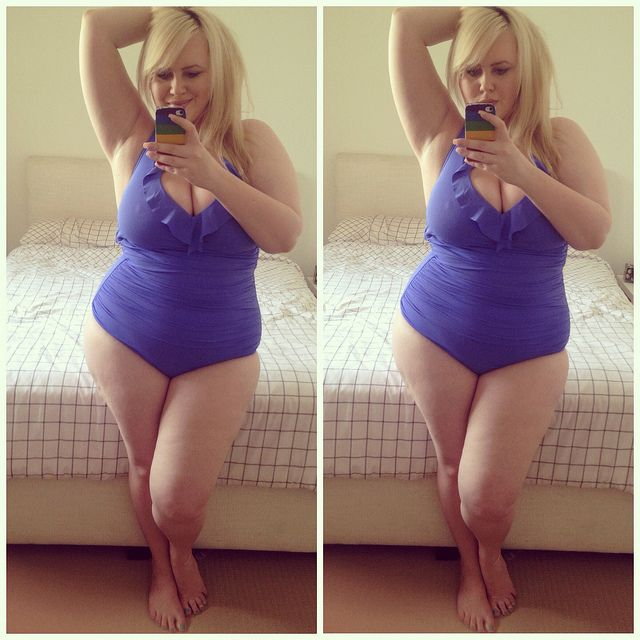 Bikini fail nip slip