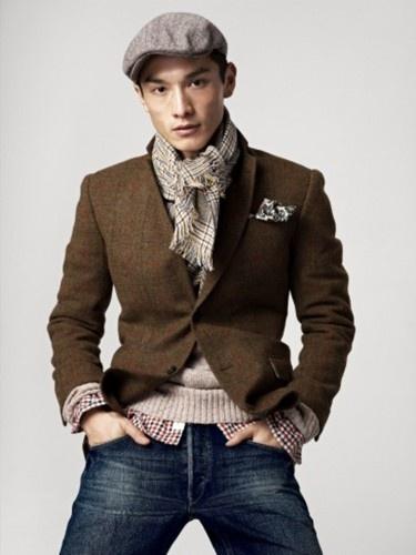 ceff781cf100 17 Best ideas about Tweed Jacket Men on Pinterest