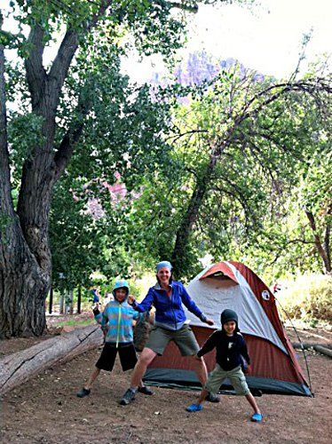 Family Camping Checklist: A List of Camping Essentials Things that will keep the kids from getting bored too.