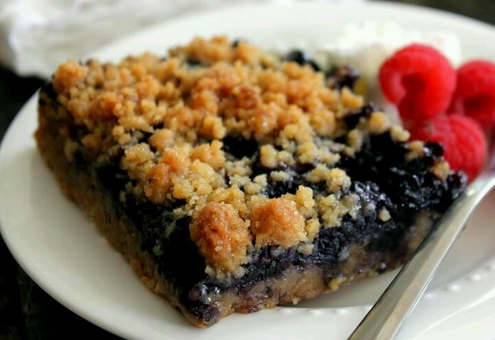 Blueberry cobbler | Desserts | Pinterest