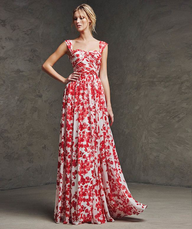 81 best vestito images on Pinterest | Evening gowns, My style and ...