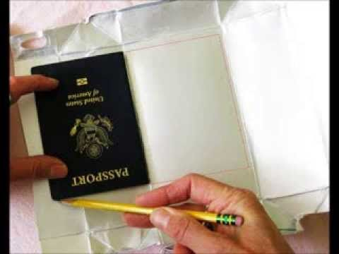 ▶ DIY RFID Blocker Sleeves, for cards and passports - thisirradiatedlife