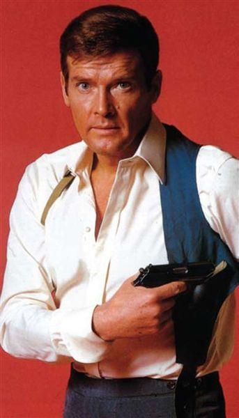 Roger Moore picks his favorite #007. click to find out #James #Bond