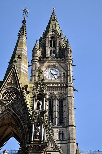 Manchester, United Kingdom #TravelBuff