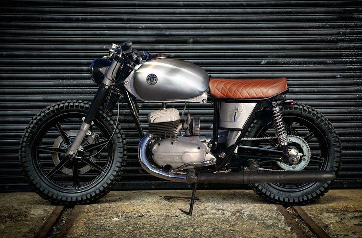 Bultaco mercurio, design by TaviMs