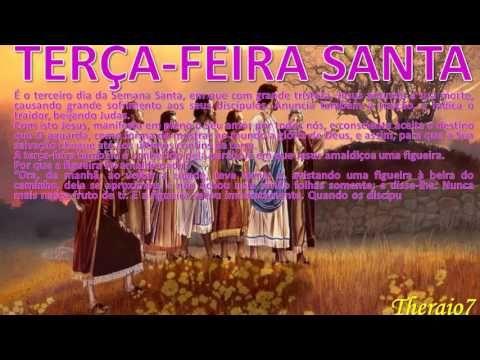 TERÇA-FEIRA SANTA                   theraio7