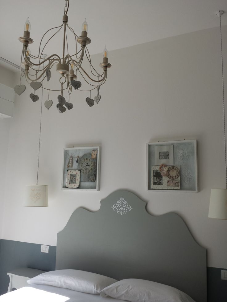 7 best images about arredo strutture riccettive on pinterest hotels shabby chic and stiles - Testata letto shabby ...