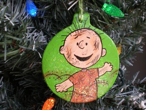 Ornament PIG PEN PIGPEN Peanuts Charlie Brown Christmas 2012 Tree Snoopy | eBay --  I NEED MORE PIGPEN!