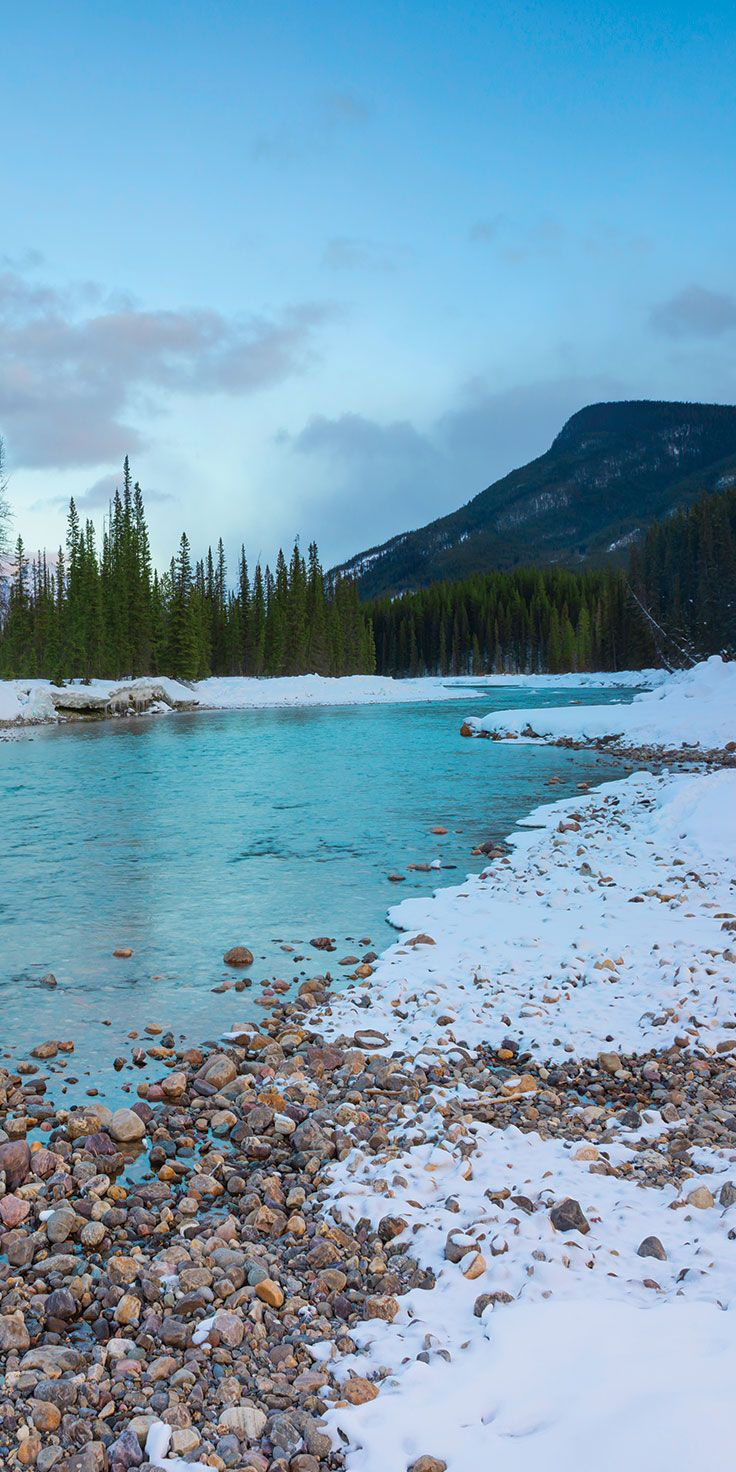 Natural beauty can be found everywhere in Alberta, Canada - @laurenepbath on IG